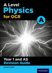 OCR A Level Physics A Year 1 Revision Guide: Year 1 av Gurinder Chadha (Heftet)