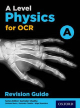 Omslag - OCR A Level Physics A Revision Guide