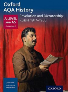 Oxford AQA History for A Level: Revolution and Dictatorship: Russia 1917-1953 av Sally Waller og Chris Rowe (Heftet)