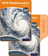 Omslag - MYP Mathematics 4 & 5 Standard: Print and Online Course Book Pack
