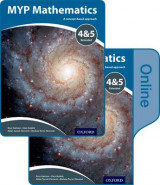 Omslag - MYP Mathematics 4 & 5 Extended: Print and Online Course Book Pack