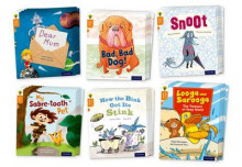 Oxford Reading Tree Story Sparks: Oxford Level 6 av Teresa Heapy, Pippa Goodhart, Simon Puttock, Aleesah Darlison, Jeanne Willis og Robin Etherington (Samlepakke)