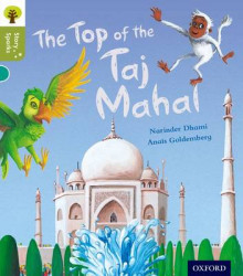 Oxford Reading Tree Story Sparks: Oxford Level 7: The Top of the Taj Mahal av Narinder Dhami (Heftet)
