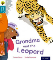 Oxford Reading Tree Story Sparks: Oxford Level 9: Grandma and the Leopard av Susan Gates (Heftet)