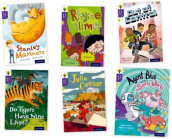 Oxford Reading Tree Story Sparks: Oxford Level 11: Mixed Pack of 6 av Sally Grindley, Ciaran Murtagh, Joanna Nadin, Ali Sparkes, Fiona Undrill og Debbie White (Samlepakke)