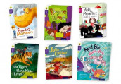 Oxford Reading Tree Story Sparks: Oxford Level 11: Class Pack of 36 av Sally Grindley, Ciaran Murtagh, Joanna Nadin, Ali Sparkes, Fiona Undrill og Debbie White (Samlepakke)