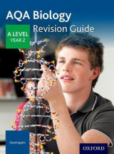 Omslag - AQA A Level Biology Year 2 Revision Guide: Year 2