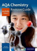 Omslag - AQA A Level Chemistry Year 2 Revision Guide: Year 2