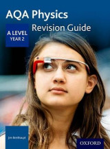 Omslag - AQA A Level Physics Year 2 Revision Guide: Year 2
