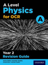 Omslag - OCR A Level Physics A Year 2 Revision Guide: Year 2