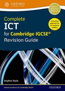 Complete ICT for Cambridge IGCSE Revision Guide av Stephen Doyle (Heftet)