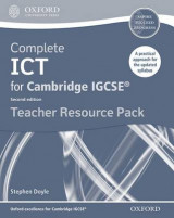 Omslag - Complete ICT for Cambridge IGCSE Teacher Pack