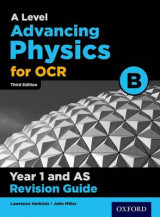 Omslag - OCR A Level Advancing Physics Year 1 Revision Guide: Year 1
