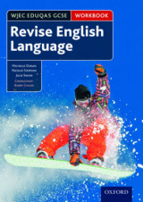Omslag - WJEC Eduqas GCSE English Language: Revision Workbook