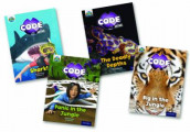 Project X CODE Extra: Green Book Band, Oxford Level 5: Jungle Trail and Shark Dive, Mixed Pack of 4 av Janice Pimm, Jillian Powell og Kate Scott (Samlepakke)
