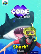 Project X CODE Extra: Green Book Band, Oxford Level 5: Shark Dive: Shark! av Janice Pimm (Heftet)