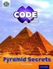 Project X CODE Extra: Purple Book Band, Oxford Level 8: Pyramid Peril: Pyramid Secrets av Jane Penrose (Heftet)