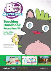 Big Writing Adventures: Reception/Primary 1 Teaching Handbook av Stephanie Austwick, Janice Pimm og Ros Wilson (Spiral)