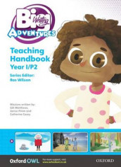 Big Writing Adventures: Year 1/Primary 2 Teaching Handbook av Catherine Casey, Gill Matthews, Janice Pimm og Ros Wilson (Spiral)