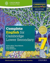 Omslag - Complete English for Cambridge Secondary 1: Student Book 7