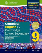 Omslag - Complete English for Cambridge Secondary 1: Student Book 9