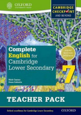 Omslag - Complete English for Cambridge Secondary 1: Teacher Pack 7