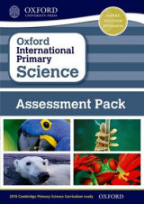 Omslag - Oxford International Primary Science: Assessment Pack