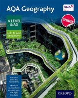Omslag - AQA Geography A Level and AS: Human Geography Student Book