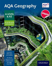 AQA Geography A Level and AS: Human Geography Student Book av Simon Ross, Tim Bayliss, Lawrence Collins og Alice Griffiths (Heftet)