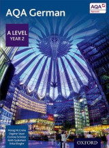 Omslag - AQA A Level Year 2 German Student Book: Year 2