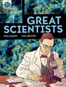 Project X Origins Graphic Texts: Dark Red Book Band, Oxford Level 18: Great Scientists av Paul Mason (Heftet)