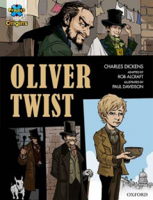 Project X Origins Graphic Texts: Dark Red+ Book Band, Oxford Level 20: Oliver Twist av Charles Dickens og Rob Alcraft (Heftet)