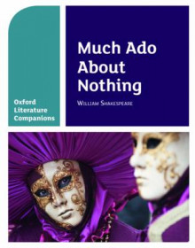 Oxford Literature Companions: Much Ado About Nothing av Annie Fox og Peter Buckroyd (Heftet)