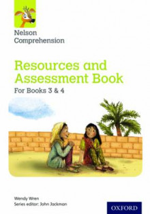 Nelson Comprehension: Years 3 & 4/Primary 4 & 5: Resources and Assessment Book for Books 3 & 4 av Wendy Wren (Heftet)