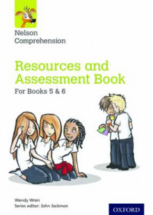Nelson Comprehension: Years 5 & 6/Primary 6 & 7: Resources and Assessment Book for Books 5 & 6 av Wendy Wren (Heftet)