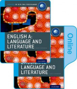 Omslag - IB English A Language and Literature Print and Online Course Book Pack
