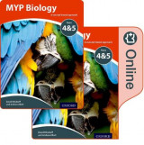 Omslag - MYP Biology: a Concept Based Approach: Print and Online Pack