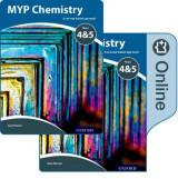 Omslag - MYP Chemistry Years 4&5: a Concept-Based Approach: Print and Online Pack