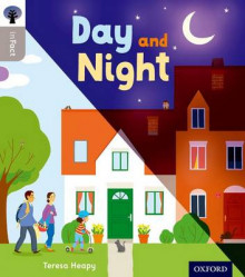Oxford Reading Tree Infact: Oxford Level 1: Day and Night av Teresa Heapy (Heftet)