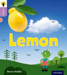 Oxford Reading Tree Infact: Oxford Level 1+: Lemon av Becca Heddle (Heftet)