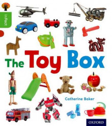 Oxford Reading Tree Infact: Oxford Level 2: The Toy Box av Catherine Baker (Heftet)