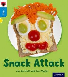 Oxford Reading Tree inFact: Oxford Level 3: Snack Attack av Jan Burchett og Sara Vogler (Heftet)