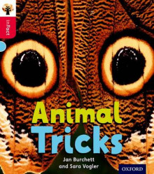 Oxford Reading Tree inFact: Oxford Level 4: Animal Tricks av Jan Burchett og Sara Vogler (Heftet)