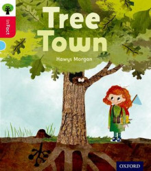 Oxford Reading Tree Infact: Oxford Level 4: Tree Town av Hawys Morgan (Heftet)