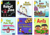 Oxford Reading Tree inFact: Oxford Level 5: Mixed Pack of 6 av Rob Alcraft, Vivian French, Brita Granstroem, Teresa Heapy, Mick Manning, Hawys Morgan og Isabel Thomas (Samlepakke)
