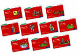 Omslag - Read Write Inc. Phonics: Red Ditty Books Mixed Pack of 10