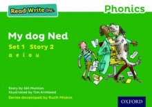Read Write Inc. Phonics: Green Set 1 Storybook 2 My Dog Ned av Gill Munton (Heftet)