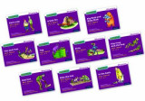 Omslag - Read Write Inc. Phonics: Purple Set 2 Storybooks Mixed Pack of 10