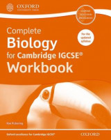 Omslag - Complete Biology for Cambridge IGSCE Workbook