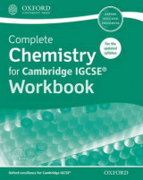 Omslag - Complete Chemistry for Cambridge IGCSE Workbook